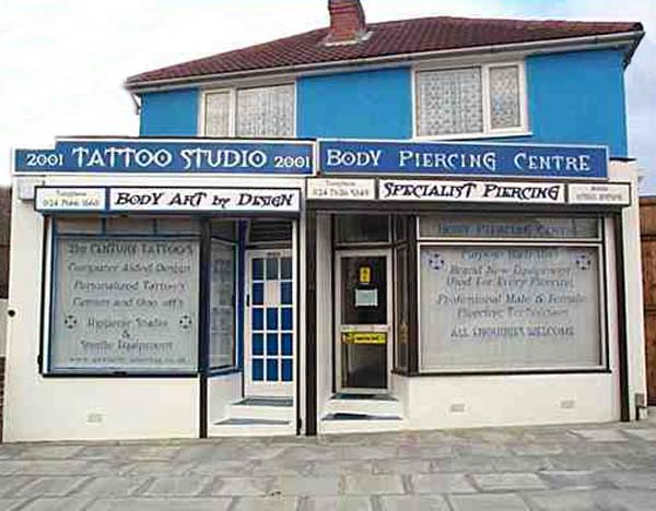 Specialist Piercing Coventry Tattoo Studio And Piercing Centre